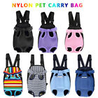 Pet Puppy Dog Cat Carrier Front Backpack Net Bag Tote Sling Nylon Mesh Legs Out