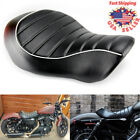Solo Seats Saddle Front Rider Pad For Harley Iron Sportster XL 883N 1200N 04 15