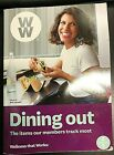Weight Watchers 2019 Shopping Dining Out Freestyle 2 books in 1 WW