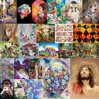 Full Drill DIY 5D Diamond Painting Embroidery Cross Crafts Stitch Home Art Decor