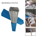 10 20 30 50pcs Welding Rods Wire Brazing Low Temperate -- Silver Aluminum Alloy