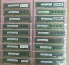 LOT OF 18 SAMSUNG 4GB DDR3 RAM MIXED P N SOME MATCHING
