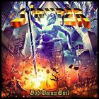 Stryper-God Damn Evil (UK IMPORT) CD NEW