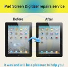 Apple iPad Air 1 A1474 Digitizer Glass Screen Replacement Service White Black