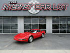 1993 Chevrolet Corvette 2dr Coupe Hatchback 1993 Chevrolet Corvette Red with 71326 Miles available now