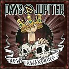 Days of Jupiter - New Awakening - CD - New