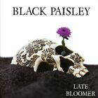 Black Paisley - Late Bloomer - CD - New