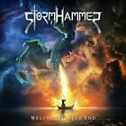 Stormhammer - Welcome To the End - CD - New