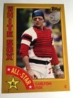 Carlton Fisk Cards, Rookie Card and Autographed Memorabilia Guide 18