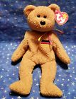 Germania Bear Ty Beanie Baby New With Tags