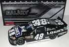 JIMMIE JOHNSON 48 2012 CHEVROLET IMPALA SS LOWES GALAXY FINISH