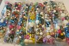 BIG Lot Vintage 800+ Jewelry Quality Making Beads All Kinds See Through Sleeves