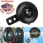 12V Waterproof Loud 115dB Universal Motorcycle Car ATV Scooter Snail Auto Horn