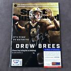 Drew Brees Rookie Cards Checklist and Autographed Memorabilia Guide 53
