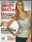 Weight Watchers November December 2012 Festive Tips Holiday Recipes Success NEW