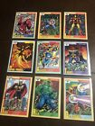 1991 Impel Marvel Universe Series II Trading Cards 38