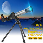 Portable Astronomical Bigineers Refractor Telescope Travel Scope For Kids