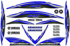 Decal Kit for 05-09 Yamaha VX110 Jetski Graphic Waverunner VX 1100 Sport BLUE