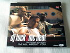 DJ LUCK & MC NEAT - I'M ALL ABOUT YOU - GARAGE CD SINGLE