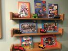Book Bundles Bertie Harold Emily Duck Toby THOMAS & FRIENDS TRAIN WOODEN RAILWAY