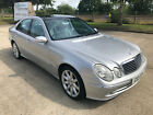 LARGER PHOTOS: 2004 MERCEDES E320 CDI AVANTGARDE AUTO WITH PANORAMIC ROOF AND 18