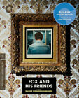 Fox And His Friends Criterion Collection NM Blu ray 4K Mastering Special