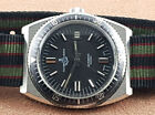 1970´s ULYSSE NARDIN VINTAGE AUTOMATIC DIVING WATCH WITH DATE S STEEL BIG SIZE