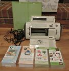 Cricut Personal Electronic Cutter Provo Craft with Accessories Cartridges CRV001