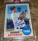 2019 Topps Archives Signature Series Active Player Edition Baseball Cards 12