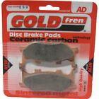 Front Disc Brake Pads for MBK YP 400 Skyliner 2004 400cc  By GOLDfren