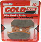 Front Disc Brake Pads for Cagiva Elefant 750E 1993 750cc By GOLDfren