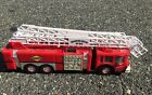 Sunoco Aerial Tower Toy Fire Truck 1995 Edition Collectors Vintage 2nd of Series