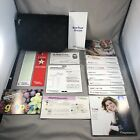 Weight Watchers Lot of Books Guides Meal Plan Turnaround Food Companion Case