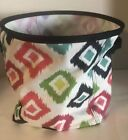 Thirty One Circular Multi Colored Tote