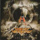 BONFIRE - LEGENDS (2018) Heavy Metal 2CD Jewel Case by Fono Music+FREE GIFT