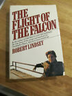 The Flight of the Falcon Robt Lindsey HC Signed by US Marshall Larry Homenick