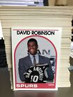 Salute to The Admiral! Top David Robinson Basketball Cards 18