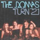 DONNAS Turn 21 CD 14 Track (66112) EUROPE Lookout 2001