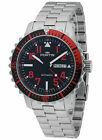 Fortis B 42 Marinemaster Automatik Day Date Red 6702343 M