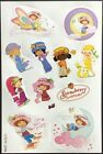 Sheet of Stickers Strawberry Shortcake  Friends Mint Condition
