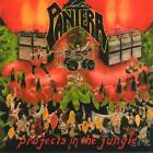 PANTERA - PROJECTS IN THE JUNGLE (1984) Glam Heavy Metal CD Jewel Case+FREE GIFT