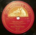 Charlie Chaplin Limelight OST 1953 78 RPM Chaplins only vocal record