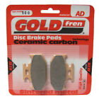 Rear Disc Brake Pads for Suzuki DR350SE 1997 349cc  By GOLDfren