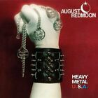 August Redmoon - Heavy Metal U.s.a - CD - New