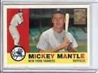 Comprehensive Guide to 1960s Mickey Mantle Cards 21
