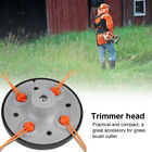 Universal String Weed Cutter Trimmer Head Gardening Mower Replacement Fitting