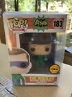 Funko Pop! Riddler CHASE Suit Batman Classic 1966 TV Series *NEW *Prote