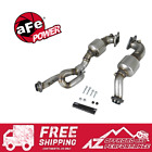 aFe Power Exhaust System Down Pipes Headers for 2018-2020 Jeep Wrangler JL / JLU