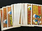 1982 Topps Smurf Supercards Trading Cards 11