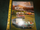 1977 FORD RECREATIONAL MODELS SALES BROCHURE DEALER CATALOG PICKUP BRONCO VAN